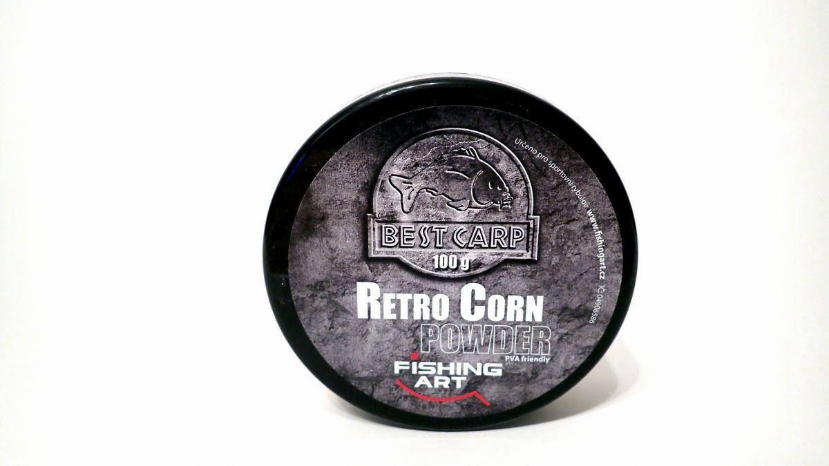 Retro Corn Powder