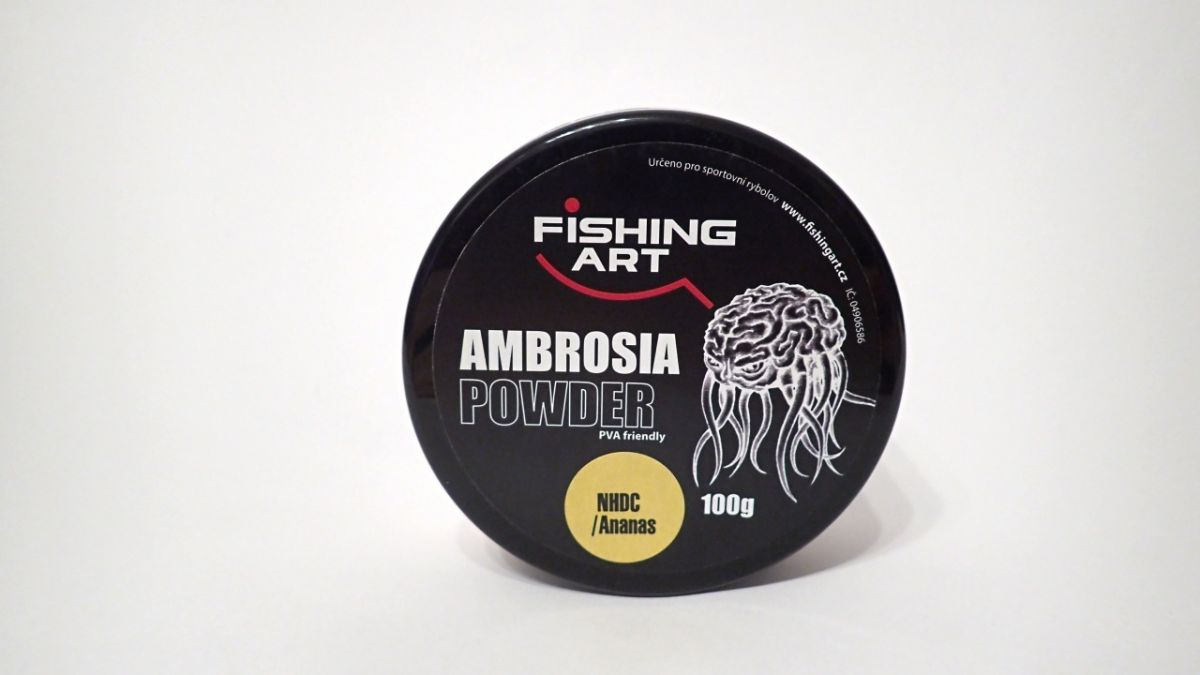 Ambrosia Powder Ananas