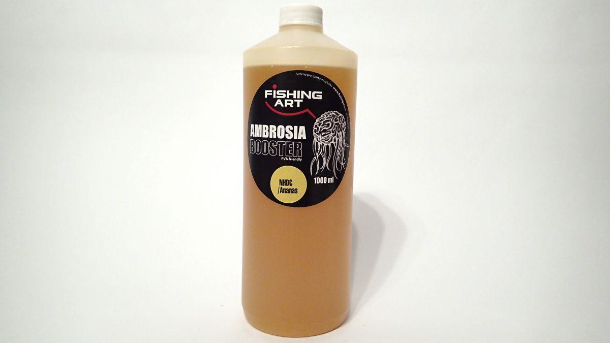 Ambrosia Booster 1l Ananas