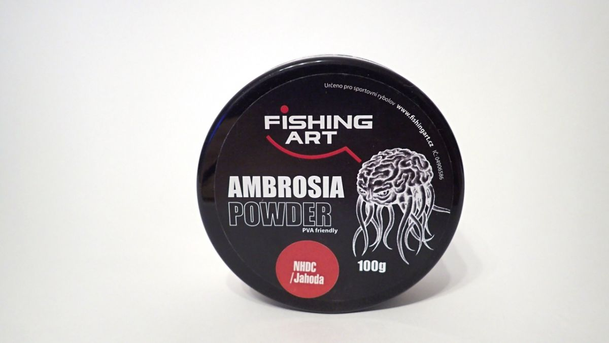 Ambrosia Powder Jahoda