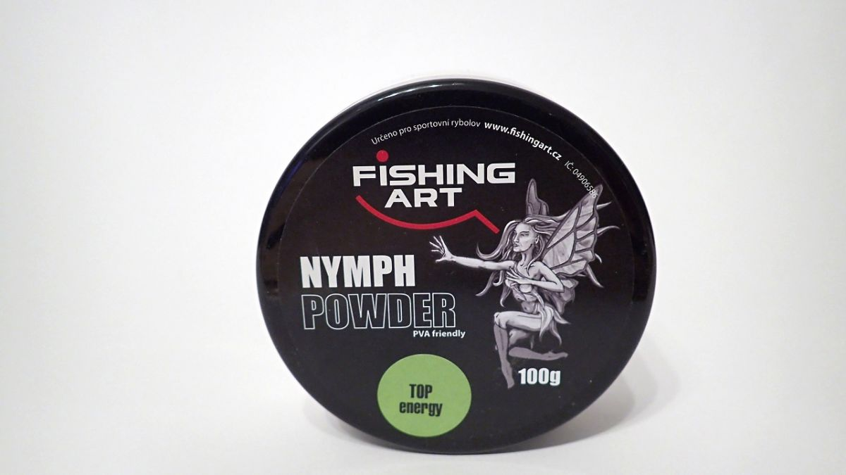 Nymph Powder Top Energy