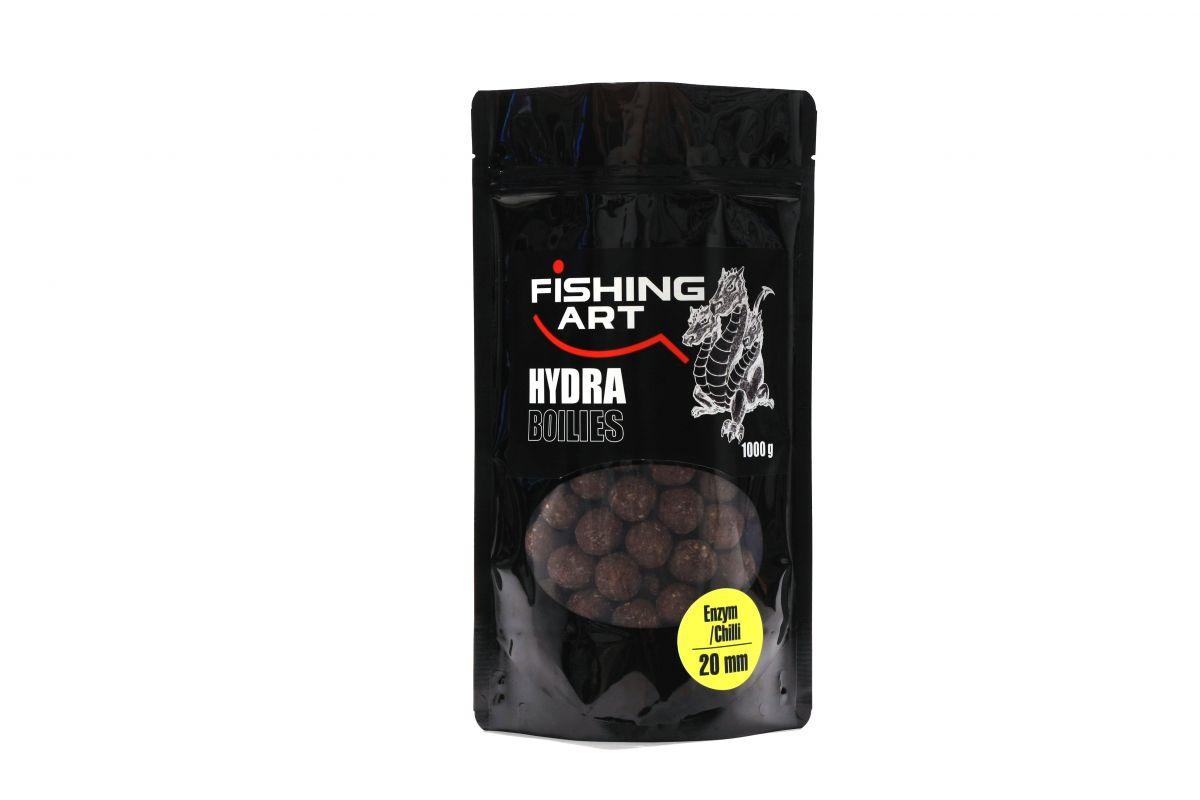 Hydra Boilies 1kg Enzym/Chilli 20mm